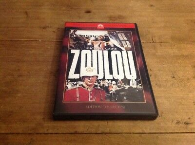 """DVD """"ZOULOU"""" - Michael CAINE -"""