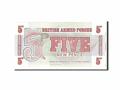 [#117295] Banknote, Great Britain, 5 New Pence, 1972, Undated, KM:M44a