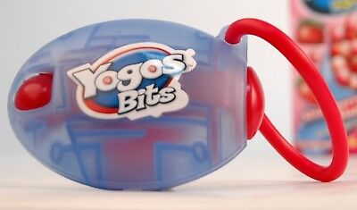 Yogos Bits Dispenser Kelloggs Collectible with Key Ring
