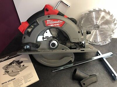 Milwaukee CCS66 18v Fuel Brushless Circular Saw 190mm Power Tool Body Only