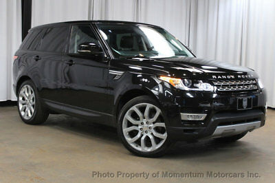 Land Rover Range Rover Sport 4WD 4dr HSE 4WD 4dr HSE MERIDIAN SOUND, FRONT CLIMATE AND VISIBILITY PACKAGE, 22 INCH ALLOY