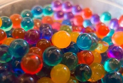 5000 Beads For ORBEEZ FOOT SPA Water Crystals Expanding Magic Balls Sensory