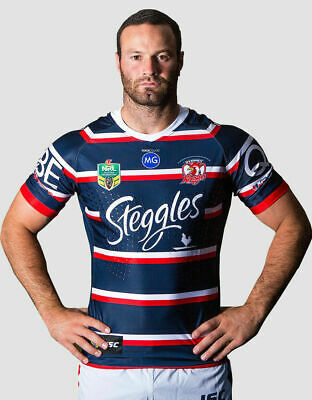 Sydney Roosters NRL 2018 ISC Heritage Jersey Sizes S-3XL & Kids 8-14! In Stock!
