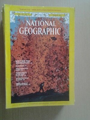 National Geographic Magazine March 1975