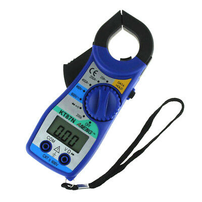 ITS- LCD Digital Voltmeter Ammeter Ohmmeter Multimeter AC DC Tester Clamp Meter