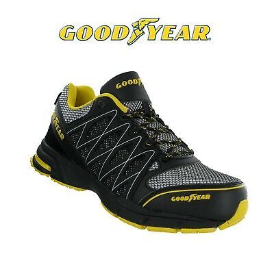 Goodyear GY1502 Sporty Composite Safety Trainer Shoe |3-14|Free Del|