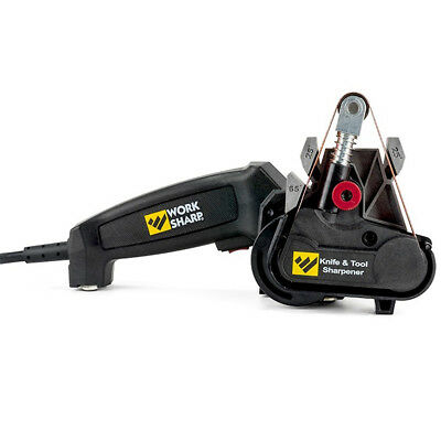 Work Sharp Original Knife & Tool Blade Powered Belt Sharpener