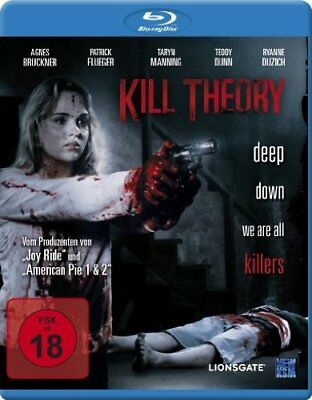 Kill Theory - Blu-ray - Neu/OVP - FSK18