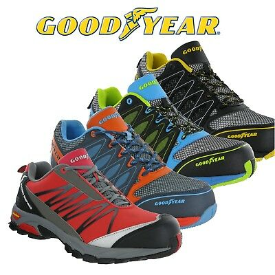 Goodyear Sporty Pro-Lite Composite Safety Trainers |UK3-14|EU36-48|Free del|