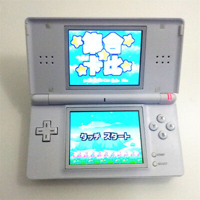 White Refurbished Nintendo DS Lite Console NDSL Video Game System