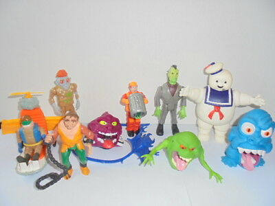 The Real Ghostbusters Kenner Slimer Sammlung Collection Action Figures Choose(2)