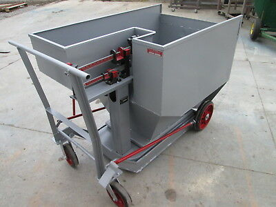 Allied Industries weigh buggy (  Portable Hopper Scale )