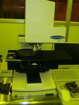 Nanometrics Nanospec 6100 Table Top  Film Analysis System - Full Warranty
