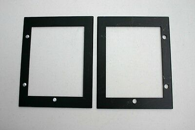 Devere 504 4X5 Negative Carrier Inserts