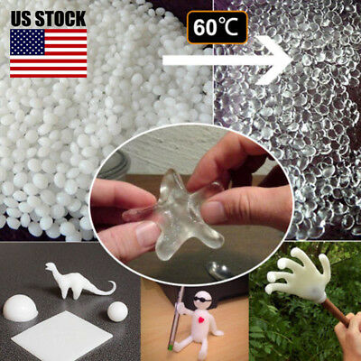 DIY Polymorph Mouldable Pellet Elastomer Thermoplastic Soil Plastic Pellet Craft