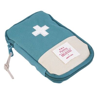 Emergency Survival First Aid Kit Treatment Pack large Home Rescue Médical Sac HG