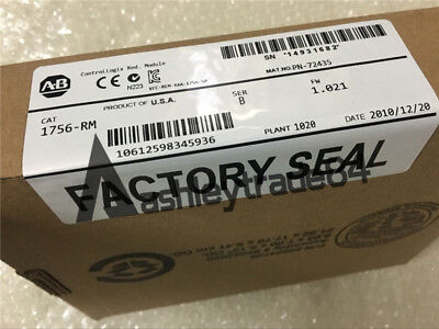 1PC NEW Allen Bradley 1756-RM ControlLogix Redundancy Module Ser B
