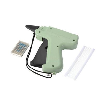Clothes Price Label Tag Tagging Gun Comfort Grip with 5 Needles 1000 Barbs CR047