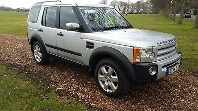 Landrover Discovery 3 Tdv6 Hse Automatic 7 Seats 153000 Miles
