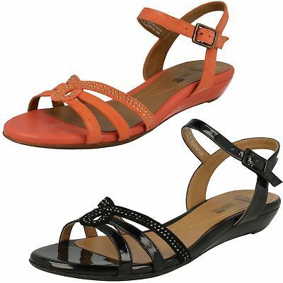 CLARKS LADIES SANDALS, Bianca Crown, 6.5 £23.99 | PicClick UK