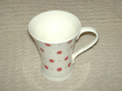 laura ashley home mug 10.5 cm high 8.5 cm wide