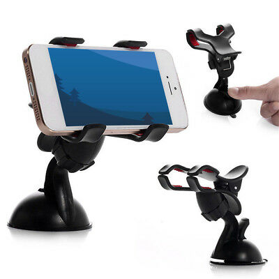 Universal Car Windshield Suction Cup Mount Holder Stand For IPhone Cell Phone