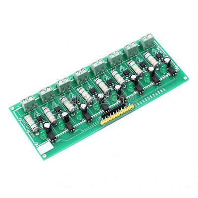 Optocoupler Isolation Voltage Test Board 8 Channel AC 220V MCU TTL for PLC