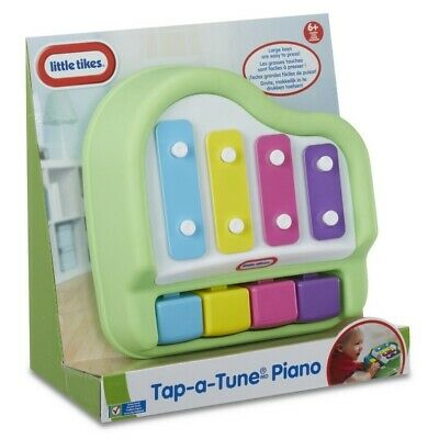 Little Tikes Tap-A-Tune Piano Toy