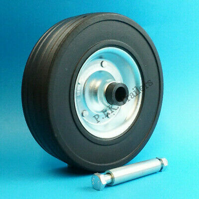 "220mm 8.5"" Replacement Jockey Wheel for Bradley Kit 3625 Trailer Ifor Williams"