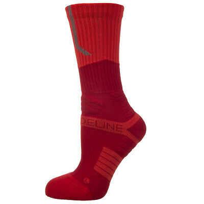 Strideline Athletic Youth Socks Reflective Strike Combat Red 2405012 Boy's