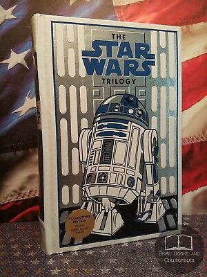 NEW SEALED The Star Wars Trilogy White R2D2 Special Edition Bonded Leather