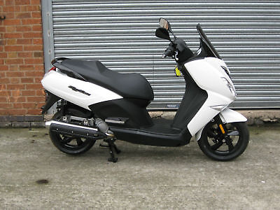 Peugeot Citystar 125cc ABS Scooter 2018 Brand New Unregistered