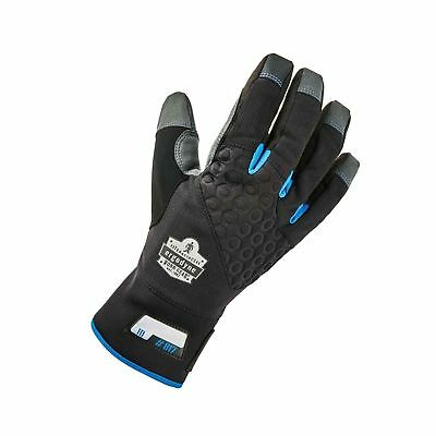 ProFlex 817 Reinforced Thermal Winter Work Gloves, Touchscreen Capable, Black...