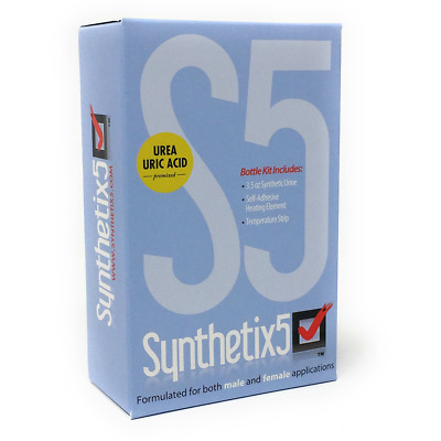 4-Pack Synthetix5 Negative Control Solution for Drug of Abuse Urine Test Devices