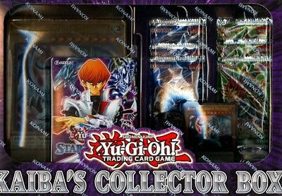Yugioh Kaiba Collector Box Blowout Cards