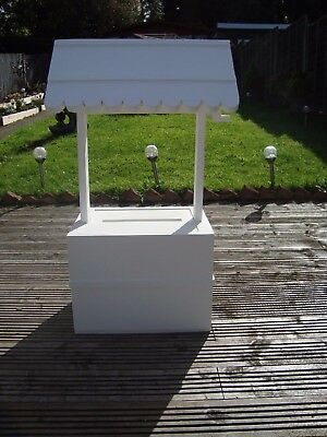 Wedding wishing well 80 cm high with cert 4 sale free postage in the uk