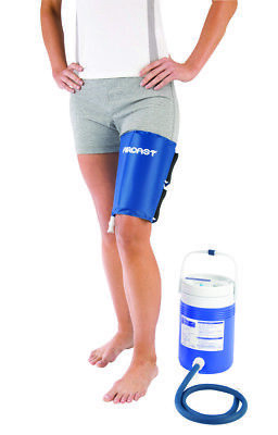 AirCast® CryoCuff® - XL thigh with gravity feed cooler  1 EA