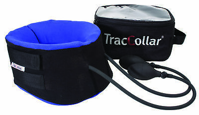 TracCollar cervical traction - inflatable - for small / medium neck  1 EA