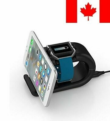 Fitbit Blaze Charger, GOOQ Charging Stand Holder Replacement For Fitbit Blaze...