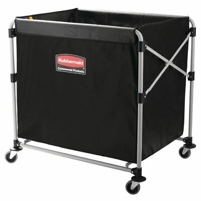 Rubbermaid X-Cart and Bag for Laundry - 300 Ltr - 889(H) x 839(W) x 613(D) mm