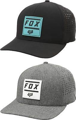 low priced 92ba0 b1944 Fox Racing Listless Flexfit Hat - Adult Mens Guys Lid Cap MX ATV MTB