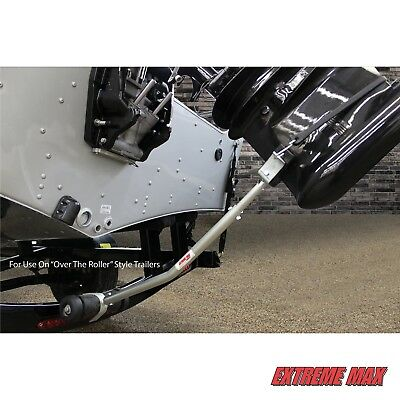 Boat Transom Saver Support Motor Accessories Adjustable Heavy Duty Trailer Parts