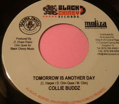 Collie Buddz / Tomorrow Is Another Day
