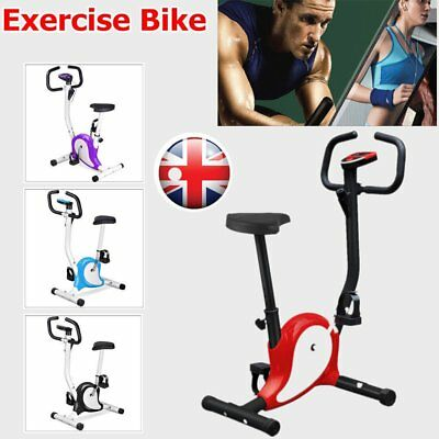 Adjustable Resistance Master Exercise Bike Gym Fitness Cardio Workout Machine CY