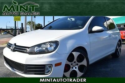 Golf 2dr HB Auto 2011 Volkswagen GTI 2dr HB Auto 94782 Miles Candy White Hatchback 4 Cylinder Eng