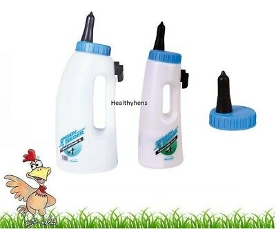 SHOOF SPEEDY FEEDER 3 Speed Calf Milk Feeding Bottle Drinking Colostrum Bottle