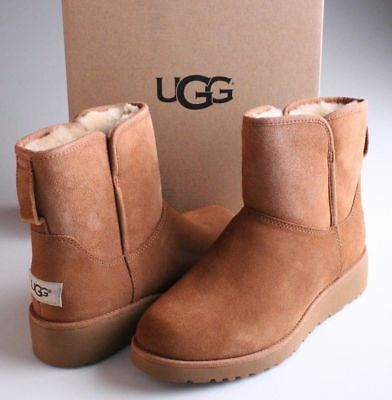 bebea80f2a3 UGG WOMEN'S QUINCY Winter Boot, Chestnut - $118.97 | PicClick