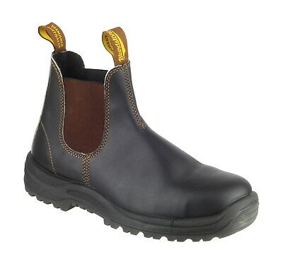 Blundstone 192 Stout Brown Industrial Safety Dealer Boot