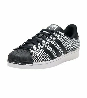 140 Adidas Original exclusivo de hombres Superstar euro rayo blanco azul