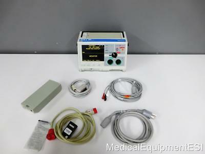 Zoll M-Series Biphasic 3 Lead ECG SpO2 AED ALS Pacing